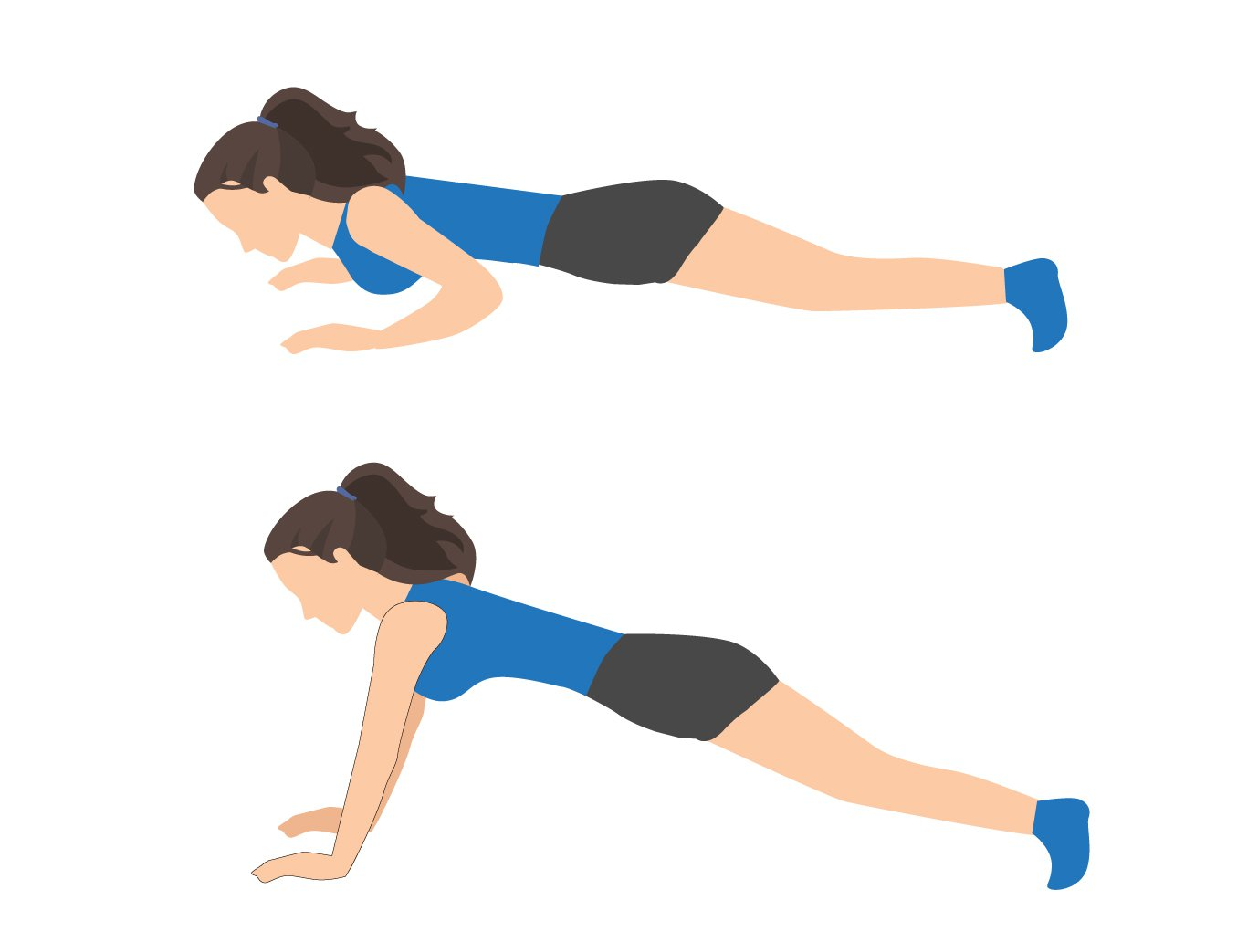 Sciatica Exercise Push Ups