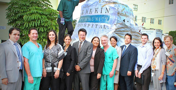 The Miami Neuroscience Center at Larkin A New State-Of-The-Art Neurosurgical and Imaging Facility